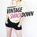 Vintage Smackdown Flyer 4