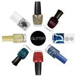 glitter nails 3