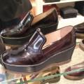 Hübsche Omi-Schuhe bei Dries van Noten.