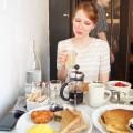6. Den Tag im EGG in Williamsnurg mit Pancakes und French Toast beginnen