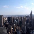 ...und dem Empire State Building winken