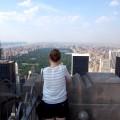 7. New York von oben angucken...