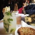 Limo & Cookie im Café Norden