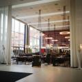 Unser Hotel: das Skt. Petri in der Krystalgade...