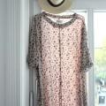 Welcome summer! Hut von H&M und Kleid von Ganni