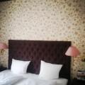 Mein Hotelzimmer im Kong Frederik Hotel