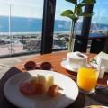 Frühstück im 360-Grad-Restaurant