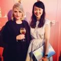Maiken Winther, Fashion Director bei der Costume,mit Christina Hee Bune, PR Manager bei Designers Remix