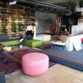 Lounge-Ecke
