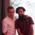 Das DJ-Team: Shakes Milano und ARI