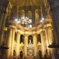 Beeindruckend und riesig: die Kathedrale von Málaga