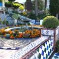Versteckte Gärten am Hang von Ronda