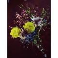 Arty Flowers im Pressebereich der Premium