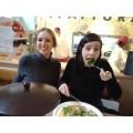 Ich freue mich immer die netten Berliner Gesichter wiederzusehen – mit den liebsten Janes klappte sogar ein kurzer Lunch im Vapo
