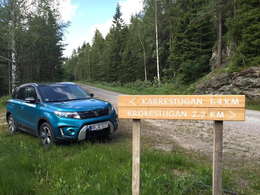 schweden-roadtrip-suzuki-vitara