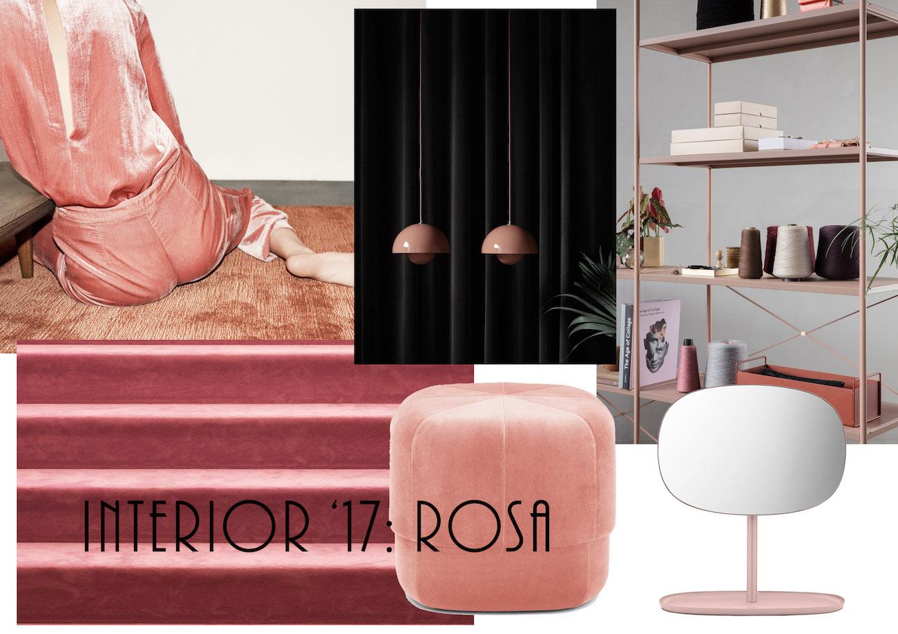 TRENDZINE \'17: INTERIOR-TRENDFARBE ROSA | www.iloveponysmag.com ...